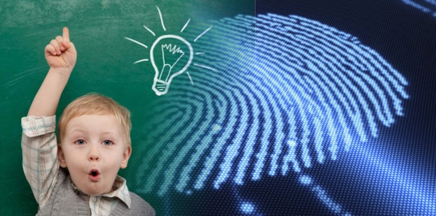 Fingerprint Test dan Anak
